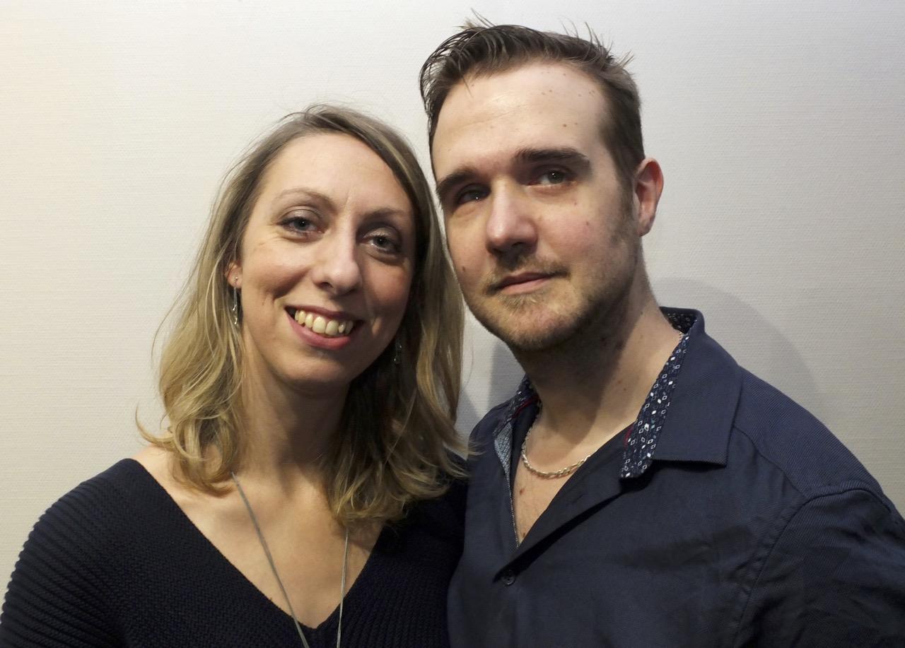 Aurélie et Johan Bessiere